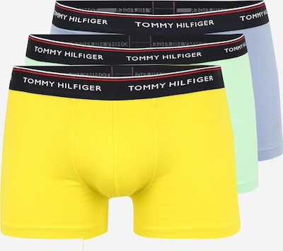 Boxer Tommy Hilfiger Underwear di colore blu scuro / giallo neon / menta, Visualizzazione prodotti