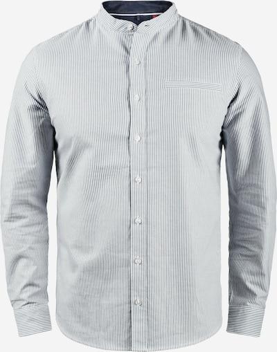 BLEND Hemd Dubbal in grau, Produktansicht