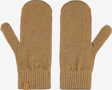 Lil ' Atelier Kids Gloves 'Gerson' in Brown