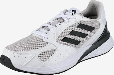 ADIDAS PERFORMANCE Laufschuh 'Response Run' in grau / schwarz / weiß, Produktansicht