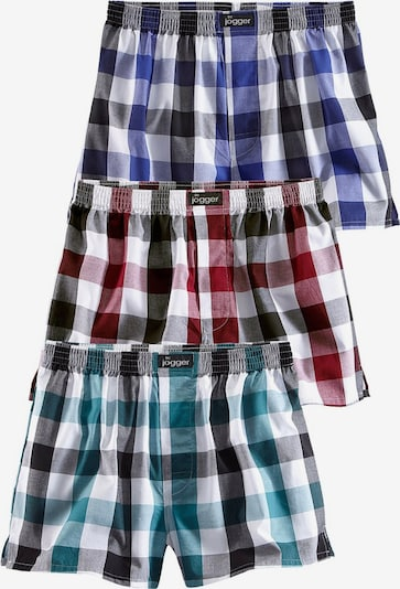 LE JOGGER Boxer shorts in Mixed colours, Item view