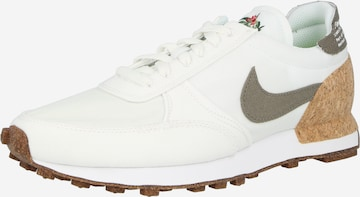 Sneaker bassa di Nike Sportswear in bianco