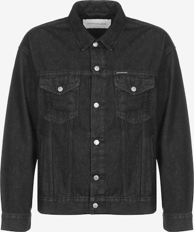 Calvin Klein Jeans Jacke 'Dad' in grey denim, Produktansicht