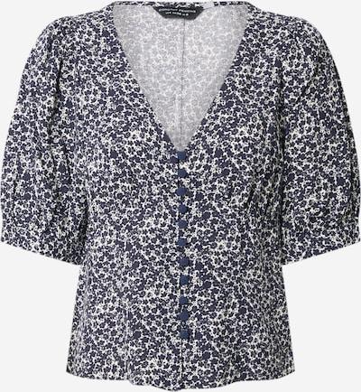 Marškinėliai 'Ditsy' iš Dorothy Perkins , spalva - mėlyna / balta, Prekių apžvalga