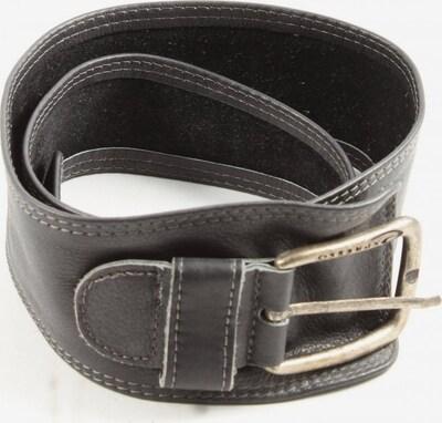 Expresso Ledergürtel in XS-XL in schwarz, Produktansicht