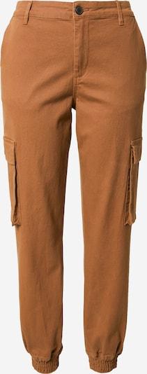 ONLY Pantalon cargo 'Madea Tiger Life' en marron, Vue avec produit