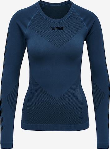 Hummel Funktionsshirt in Blau