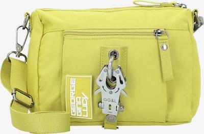 George Gina & Lucy Schoudertas 'The Drops' in de kleur Geel, Productweergave
