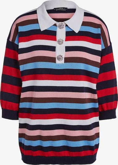 SET Sweater in Light blue / Brown / Pink / Black, Item view