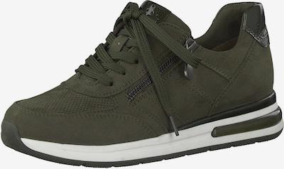 MARCO TOZZI Sneakers in Dark green, Item view