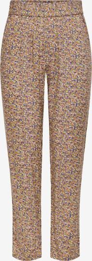 Pantaloni 'Staar' JDY pe maro deschis / verde / mov închis / roșu pastel / alb, Vizualizare produs