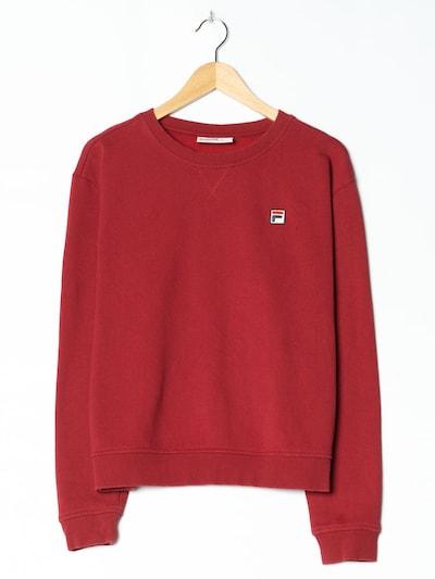FILA Pullover in XXXL in rot, Produktansicht