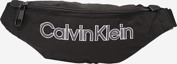Marsupio di Calvin Klein in nero