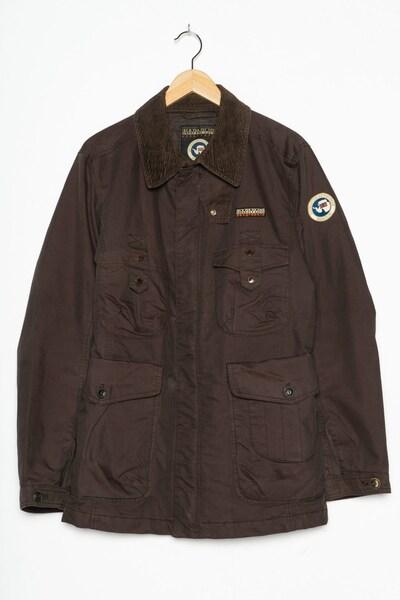 NAPAPIJRI Mantel in XL in dunkelbraun, Produktansicht