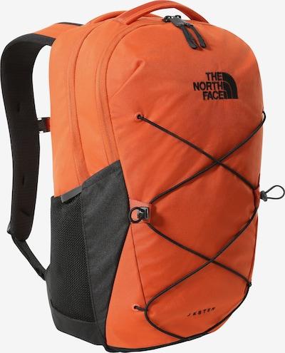 THE NORTH FACE Rugzak 'Jester' in de kleur Sinaasappel / Zwart, Productweergave