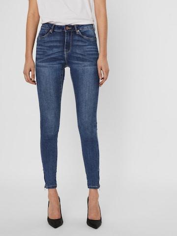 VERO MODA Jeans 'VMTILDE' in Blauw