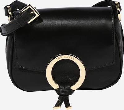 Ted Baker Τσάντα ώμου 'Trinett' σε χρυσό / μαύρο, Άποψη προϊόντος
