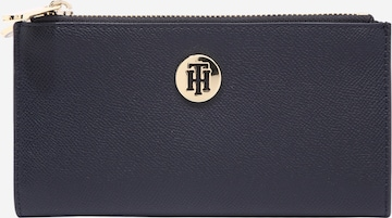 TOMMY HILFIGER Geldbörse 'HONEY' in Blau