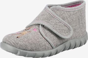 Fischer-Markenschuh Schuh in Grau