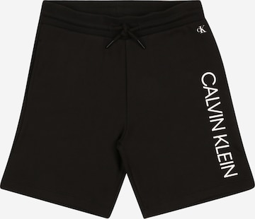 Calvin Klein Jeans Byxa i svart