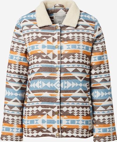 Iriedaily Jacke 'Team Sherpa' in beige / mischfarben, Produktansicht