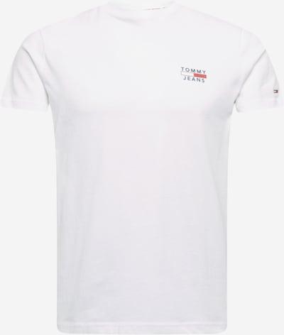 Tommy Jeans Tričko - námořnická modř / červená / bílá, Produkt