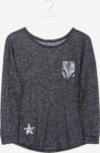 Gina Sweater & Cardigan in S in Grey / Black, Item view