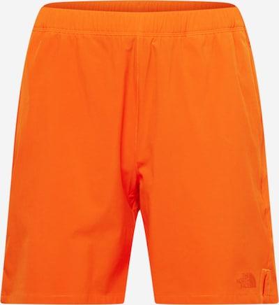 THE NORTH FACE Outdoor Pants in Dark orange, Item view