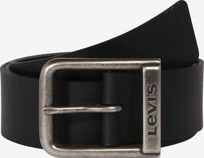 LEVI'S Riem 'ALDERPOINT' in de kleur Zwart, Productweergave