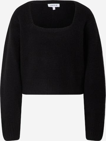 EDITED Neulepaita 'Regine' värissä musta