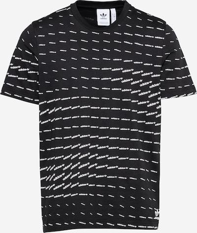 ADIDAS ORIGINALS Majica 'MONO' u crna / bijela, Pregled proizvoda