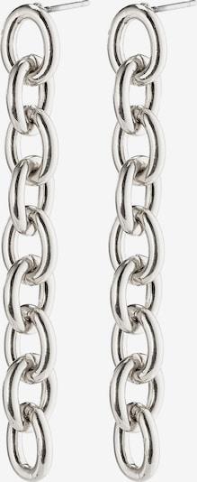 Pilgrim Uhani 'Heritage' | srebrna barva, Prikaz izdelka