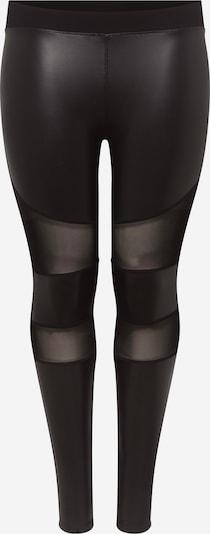 Urban Classics Curvy Leggings en negro, Vista del producto