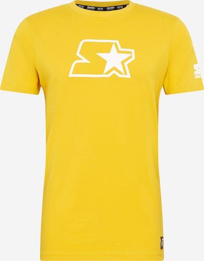 Starter Black Label Тениска в жълто / бяло, Преглед на продукта