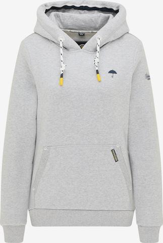 Schmuddelwedda Sweatshirt in Grey