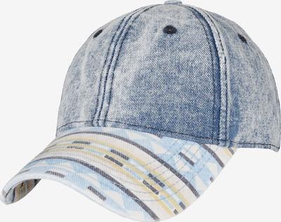 Cayler & Sons Cap 'WL J-Beez Dad' in blau / navy / dunkelorange / weiß, Produktansicht