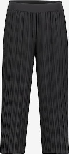 Cartoon Modern fit Hose mit Gummizug in schwarz, Produktansicht