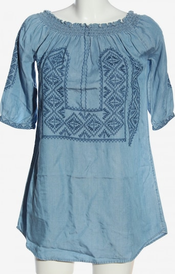 Forever New Long-Bluse in S in blau, Produktansicht