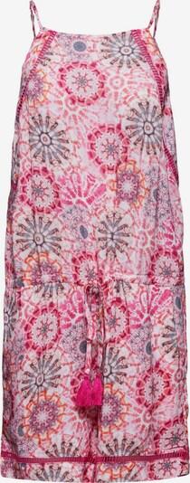 ESPRIT Jumpsuit in mischfarben / pink / weiß, Produktansicht