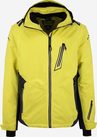KILLTEC Funkčná bunda 'Mylo' - žltá / čierna, Produkt