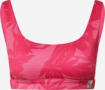 ROXY Sportsbikinitopp i rosa