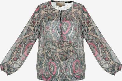 usha FESTIVAL Bluse in grau / mischfarben, Produktansicht