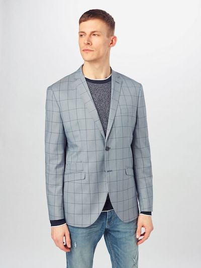 SELECTED HOMME Blazer in Light blue, View model