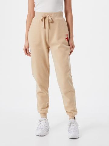 VIERVIER - Pantalón 'Kaja' en beige