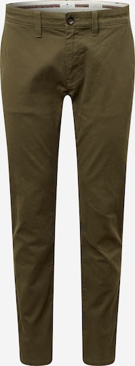 TOM TAILOR Chinohose  in khaki, Produktansicht