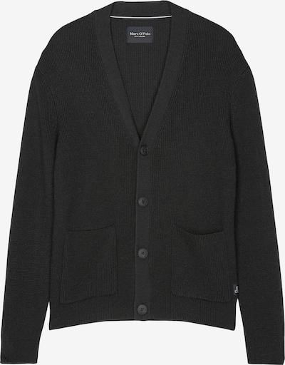 Marc O'Polo Strickjacke in schwarz, Produktansicht