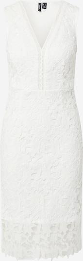 VERO MODA Robe de cocktail 'VALERIE' en blanc, Vue avec produit