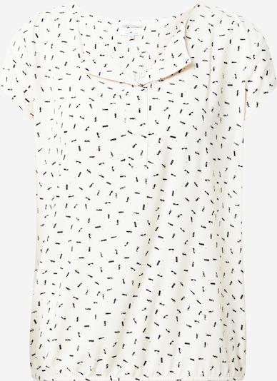 Camicia da donna TOM TAILOR di colore nero / bianco, Visualizzazione prodotti