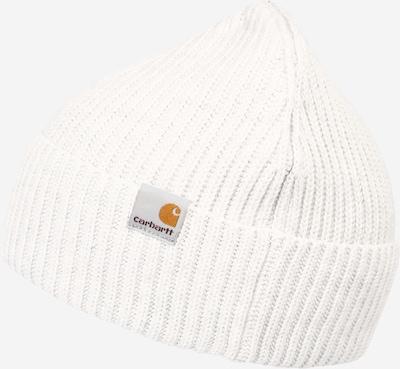 Carhartt WIP Beanie 'Burbank' in White, Item view