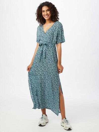 mbym Sukienka 'Semira' w kolorze granatowy / pastelowy niebieski / miętowy / białym, Podgląd na modelu(-ce)